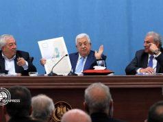 Mahmud Abás, Acuerdo delSiglo, Benjamín Netanyahu, Palestina, Donald Trump