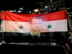 Siria, Alepo, Bashar al-Asad