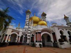 Malasia, Mezquita de Ubudiah,