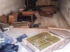 Siria, Idlib, Saraqib, Frente Al-Nusra