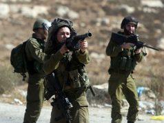 Cisjordania, fuerzas israelíes
