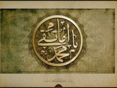 Imam Muhammad Yawad (AS), Imam Rida (AS), shiítas,