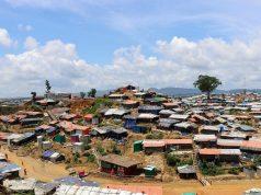 Bangladesh, refugiados rohingya, coronavirus