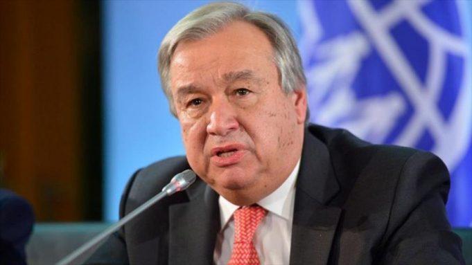António Guterres, OMS, coronavirus, Donald Trump