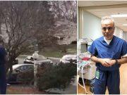 Dr. Sa'ud Anwar, Pakistán, Nueva York, coronavirus