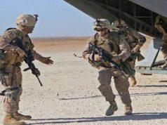 Irak, Daesh, Al-Hashad Al-Shabi, EEUU