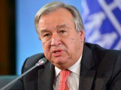 Antonio Guterres, ONU, coronavirus