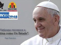 Papa Francisco, Imam Jomeini, Día Mundial de Al-Quds