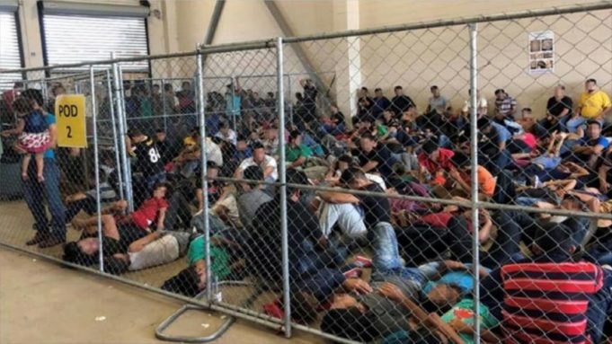 Donald Trump, ACLU, HRW, coronavirus
