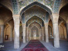 Mezquita Vakil, Shiraz, Irán