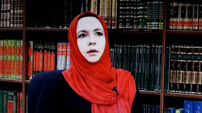 Fatima Anastasia Yezhova, Ayatolá Ali Jamenei, Palestina, Israel