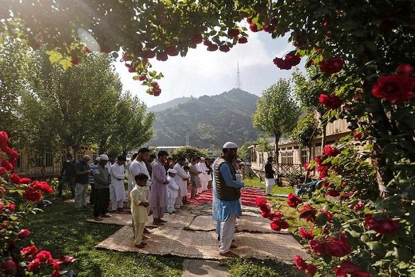 Eid al-Fitr , Ramadán, coronavirus