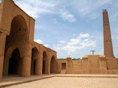 Irán, Damqan, Mezquita Tarijané