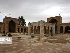 Shiraz, mezquita Yamé Atigh