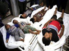 Palestina , Israel, niños palestinos, ONU