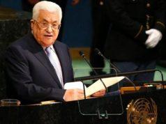 Mahmud Abás, Palestina, Cisjordania, CSNU