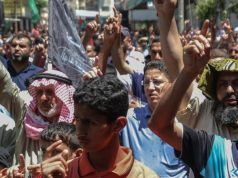 Israel, Gaza, acuerdo del siglo