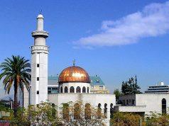 Peace Mosque, chilena
