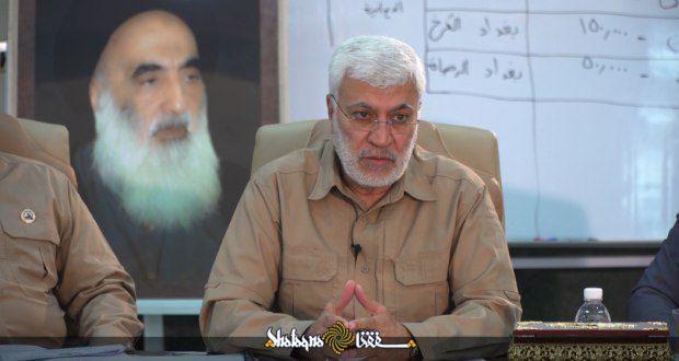 Ayatolá Sistani, Abu Mahdi Al-Mohandes, Irak, Daesh