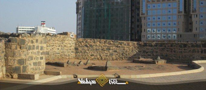 Cementerio de Baqi' , santuario del profeta (PBUH)