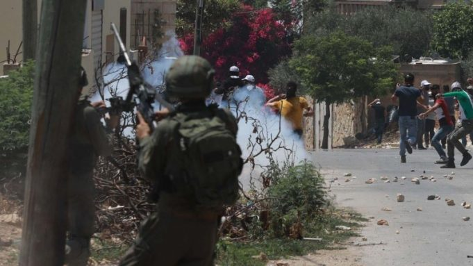 Cisjordania, palestinos, Israel