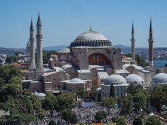 Hagia Sophia, Estambul, Turquía