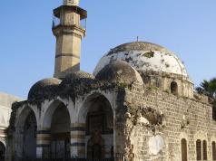 Mezquita Zaydani,Israel, Nakba