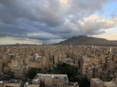 Yemen, Saná, ataques sauditas,