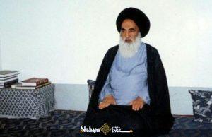 Gran Ayatolá Sistani, Imam Hussein (AS), Ashura