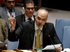 Siria, Bashar al-Yafari, CSNU, EE.UU.