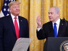 Benjamín Netanyahu , Donald Trump, acuerdo del siglo
