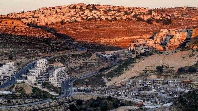 Cisjordania, Israel, Benjamín Netanyahu,, OLP