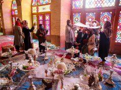Irán, Shiraz, Mezquita Rosa