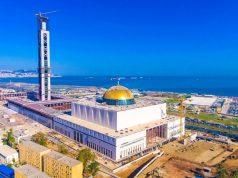 Argelia, Gran Mezquita de Argel