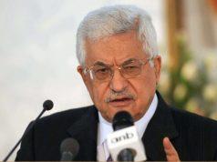 Mahmud Abás , EAU, Israel, Liga Árabe