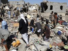 Yemen, Arabia Saudí