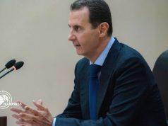 Bashar al-Asad, Siria, sanciones de EE.UU