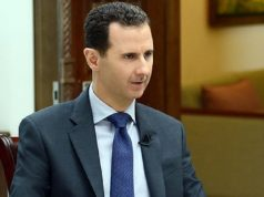 Bashar al-Asad, Siria
