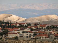 régimen sionista, asentamientos sionistas
