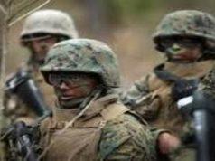 Irak,Mostafa al-Kazemi, tropas estadounidenses