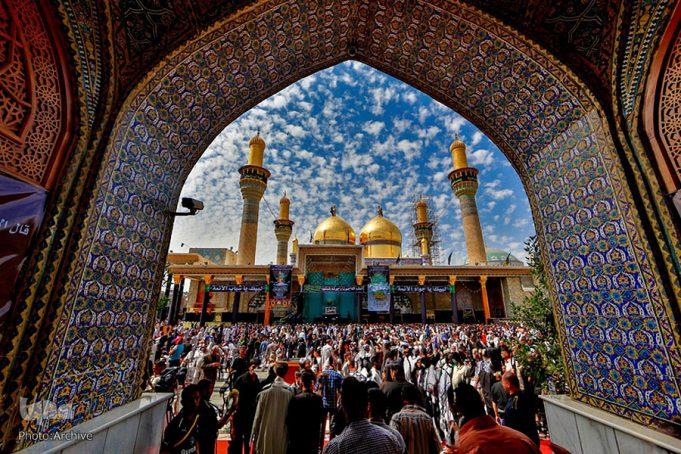 Imam Kazim (AS), Kazimayn