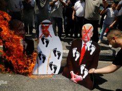 Gaza, Cisjordania, Israel, EAU