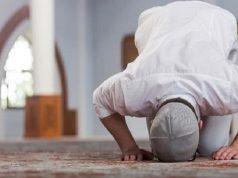 Ayatolá Sistani, oración