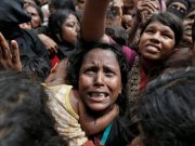 ACNUR , minoría musulmana Rohingya,Myanmar