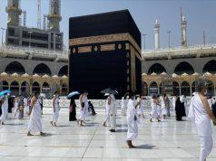 Arabia Saudita, Meca, coronavirus