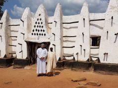 Mezquita de Larabanga, Ghana