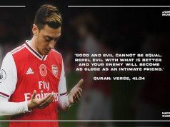 Mesut Ozil, musulmanes , Sagrado Corán, slamofobia