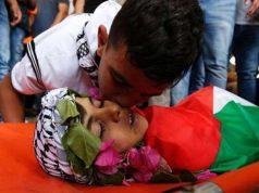 niños palestinos, Israel, Intifada de Al-Aqsa