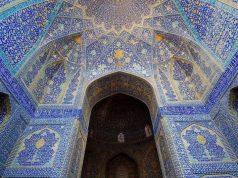 Irán, Esfahān, Mezquita Imam