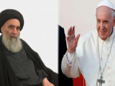 Gran Ayatolá Sistani , Papa Francisco, Irak, Islam